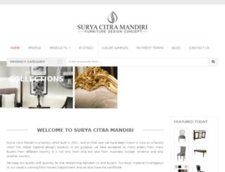 suryacitramandiri.com screenshot