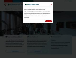suryahusadha.com screenshot