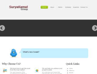 suryakamalmbfc.com screenshot