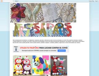 susanableile.blogspot.com.ar screenshot