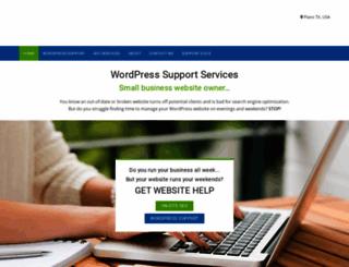 susanhuckle.com screenshot
