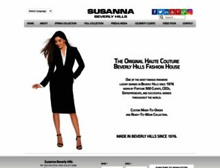 susannabh.com screenshot