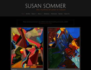 susansommer.com screenshot