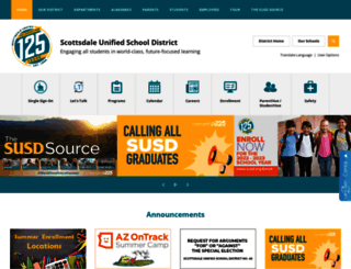 susd.org screenshot