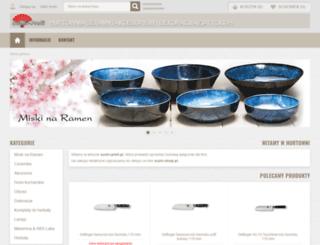 sushi-profi.pl screenshot