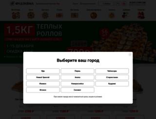 sushifuji.ru screenshot