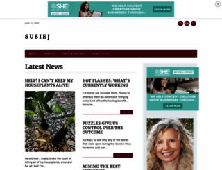 susiej.com screenshot