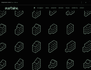 sustainerhomes.nl screenshot