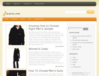 sustel.org screenshot