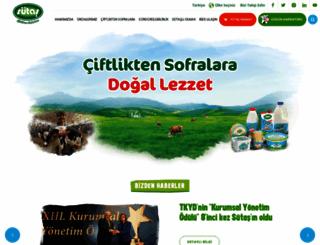 sutas.com.tr screenshot
