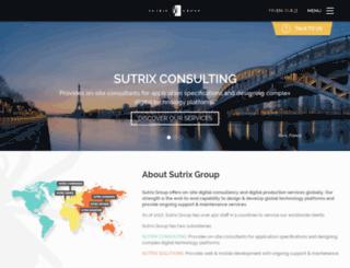 sutrix.com screenshot