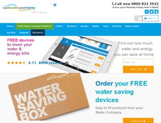 suttonandeastsurreywater-savewatersavemoney.co.uk screenshot