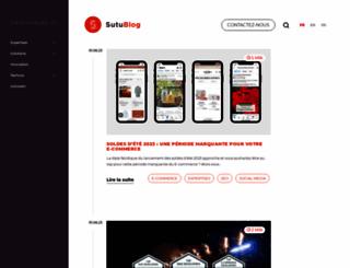 sutublog.com screenshot