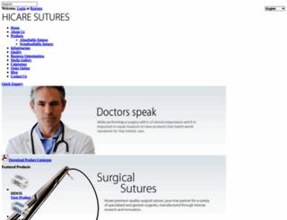 sutures.in screenshot