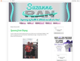 suzanneran.com screenshot