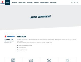 suzukirotterdam.nl screenshot