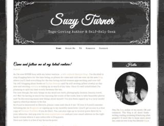 suzyturner.blogspot.com screenshot