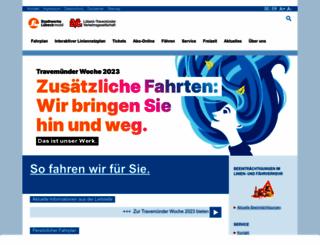 sv-luebeck.de screenshot