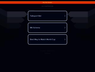 sv-nierfeld.de screenshot