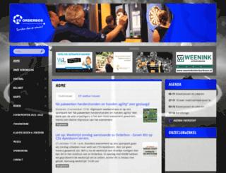 sv-orderbos.nl screenshot