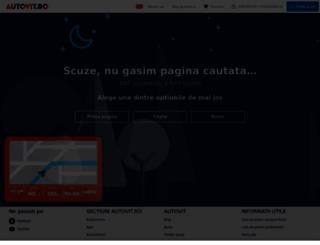 sv.autovit.ro screenshot