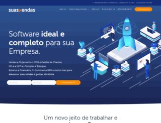 sv.suasvendas.com screenshot