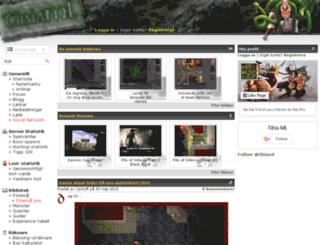 sv.tibiaml.com screenshot