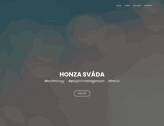 svada.cz screenshot