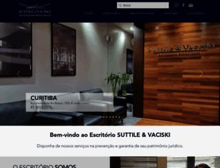svadvocacia.com.br screenshot