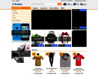 svaiza.com screenshot