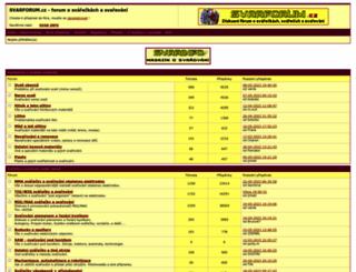 svarforum.cz screenshot