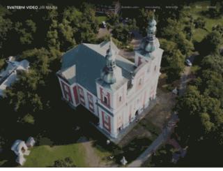 svatebnivideo.majek.cz screenshot