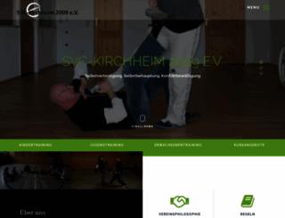 svc-kirchheim.de screenshot