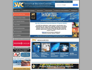 svc.org screenshot
