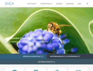 svca.se screenshot