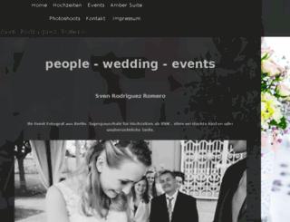 svenasmus.com screenshot