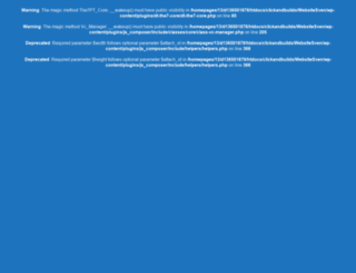 svenherold.com screenshot