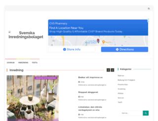 svenskainredningsbolaget.se screenshot