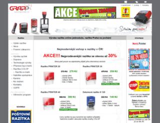 svetrazitek.cz screenshot
