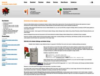svg.scand.com screenshot