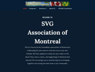 svgamontreal.com screenshot