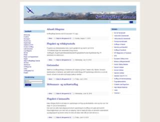 svifflug.com screenshot