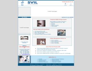 svilgroup.in screenshot