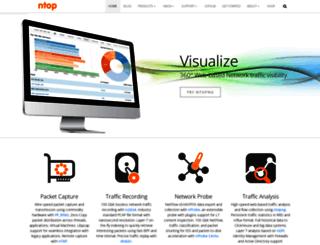 svn.ntop.org screenshot
