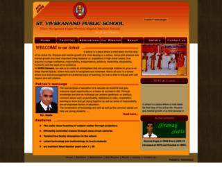 svpschirawa.com screenshot