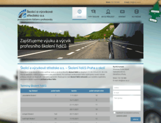 svs-as.cz screenshot