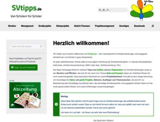 svtipps.de screenshot