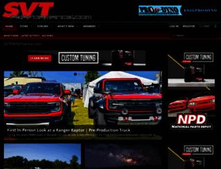 svtperformance.com screenshot