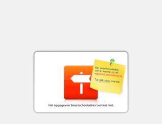 svvhi.smartschool.be screenshot