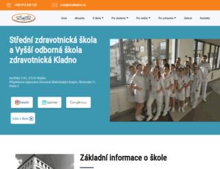 svzskladno.cz screenshot